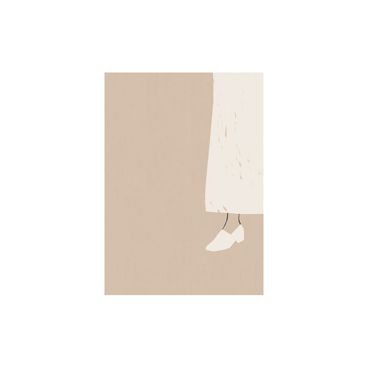 Affiche chic de Paper Collective , 30 x 40 cm