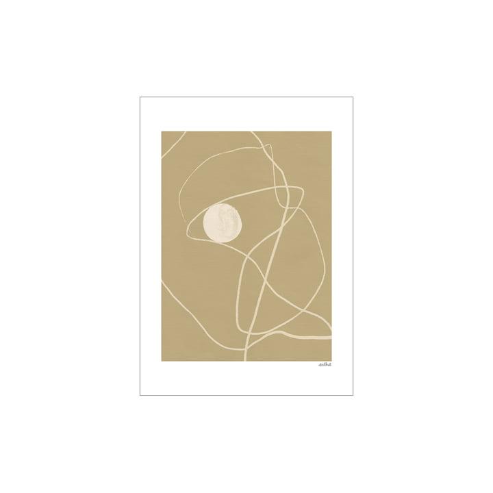 Little Pearl Affiche de Paper Collective , 30 x 40 cm