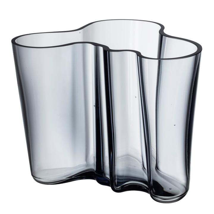 Aalto Vase Savoy 160 mm par Iittala dans l'édition recyclée