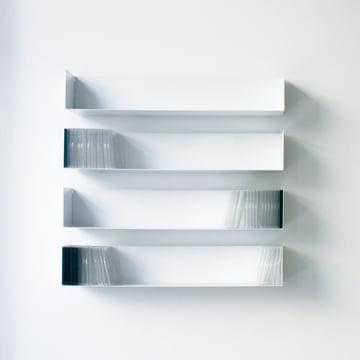 linea1 b _ étagère CD en blanc