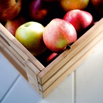 Caisse à pommes Dania de Skagerak