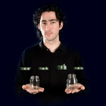 Royal VKB - Couvercles Jar Tops