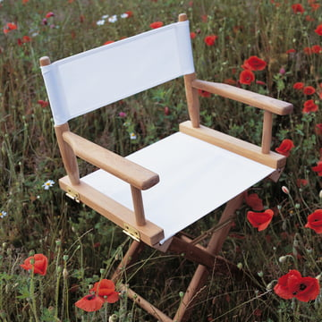 Skagerak - Chaise Director's Chair, textile
