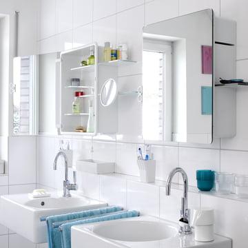 Authentics - Kali armoire à glace dans la salle de bain familiale