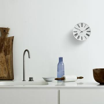 Rosendahl - Horloge murale AJ Roman, Ø16cm