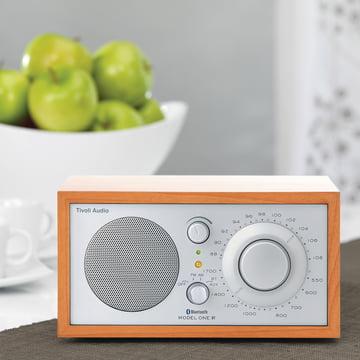 Tivoli Audio - Model One BT, cerisier/argent