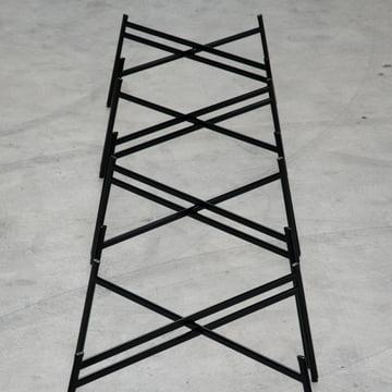 Schindlersalmeron - pied de table, image d'ambiance / de rangée