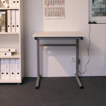 Flötotto – Table School, châssis en T/ambiance