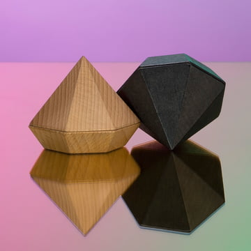 Areaware - Diamond Box, deux coloris