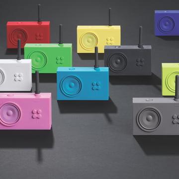 Radio Tykho de Marc Berthier pour Lexon