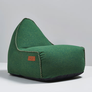 Sack it - Fauteuil Retro it Outdoor, vert