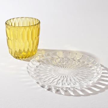 Kartell - Plat Jelly, vase