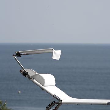 Fiam - Appuie-tête pour chaises longues