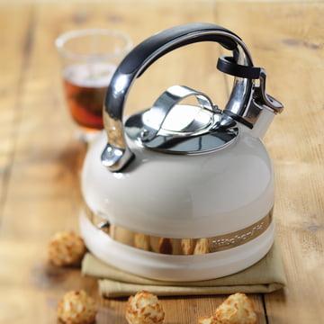 KitchenAid - Bouilloire 1,9l en crème amande