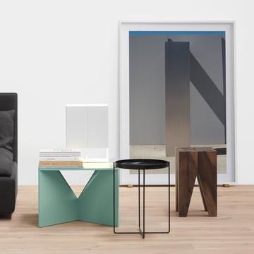 La table e15 comme sculpture: un design élégant pour votre intérieur