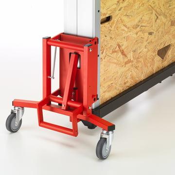 Système de table compacte et flexible