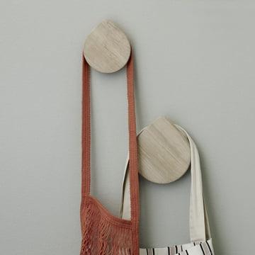 Crochets Regn de Skagerak en chêne