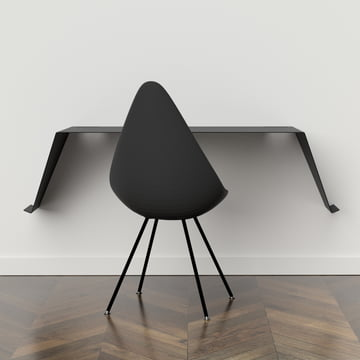 Nichba Design - Bureau mural Desk01