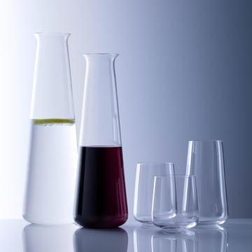La série de verres d'Auerberg