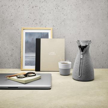 Eva Solo - CafeSolo cafetière Woven 1 l, gris clair