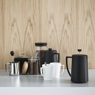 Cafetière à piston Grand Cru par Rosendahl