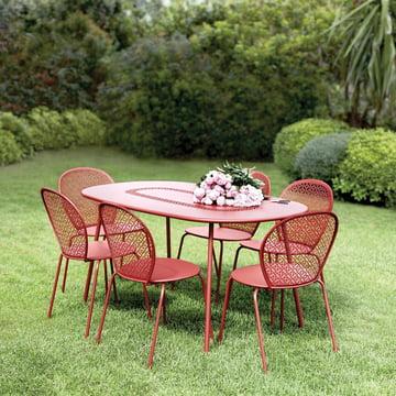 Fermob : mobilier de jardin   Connox