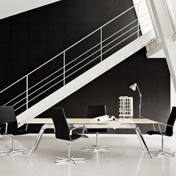 Chaise Oxford Fritz Hansen