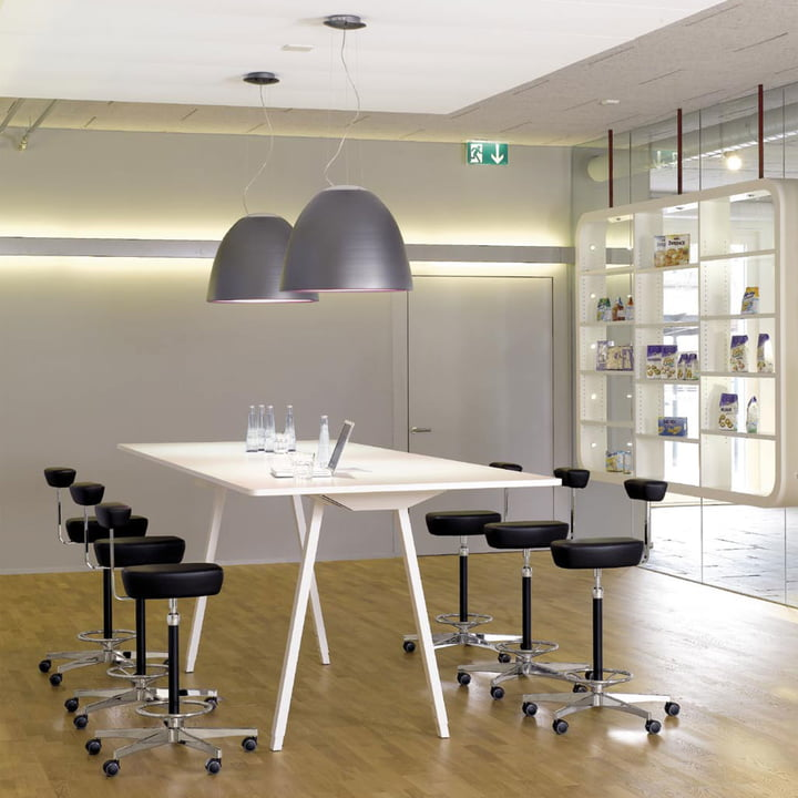 Vitra - Tabouret Nelson Perch