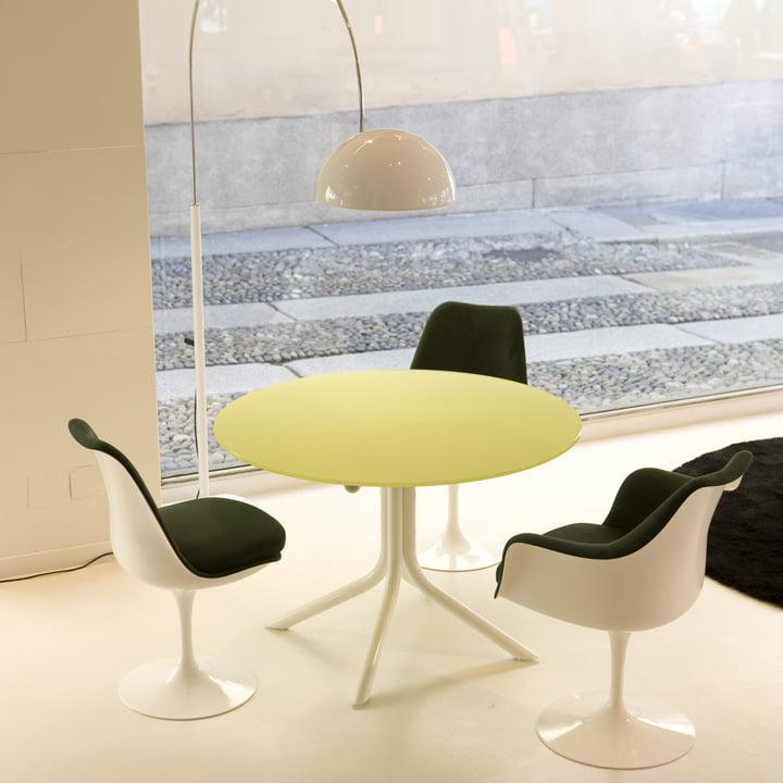 Chaise Saarinen Tulip de Knoll