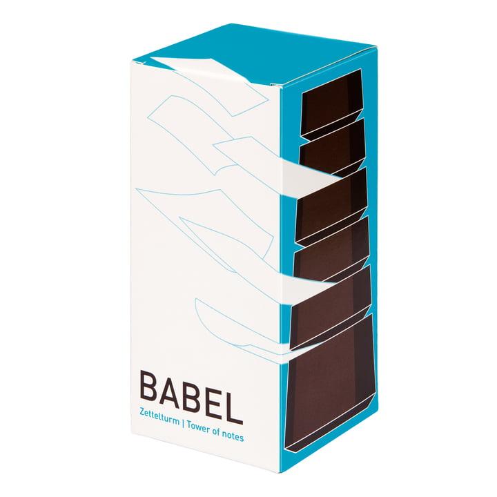 siebensachen - Tour à notes Babel