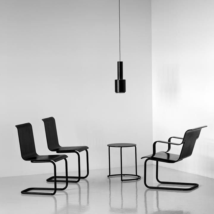 Artek - Chair 23 et Side Table 606