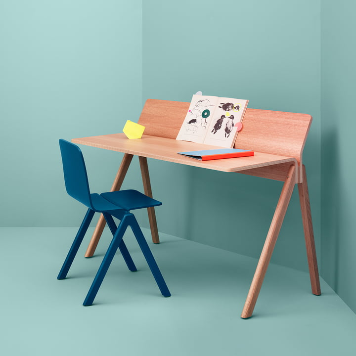 Hay - Copenhague, le groupe bureau et chaise