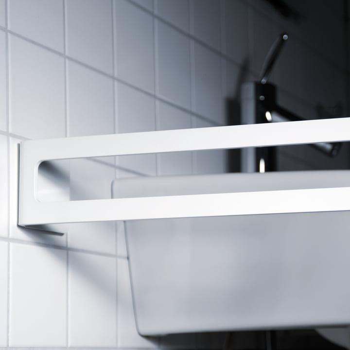 Radius - Puro - Porte-serviettes pour lavabo