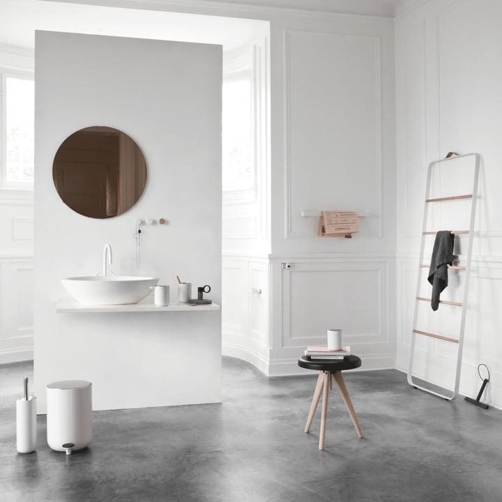 Menu - ambiance de salle de bains
