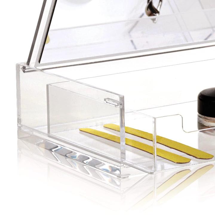 Nomess - Box miroir Clear