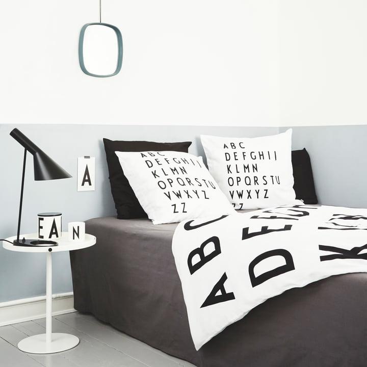 Design Letters - Parure de lit ABC 140x200cm (DK)