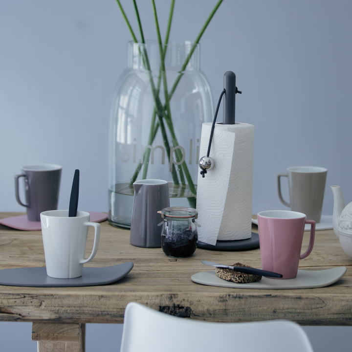 Rosendahl - Mug Grand Cru Service, table de petit-déjeuner