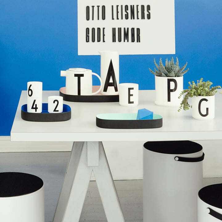 La grande gamme de produits de Design Letters