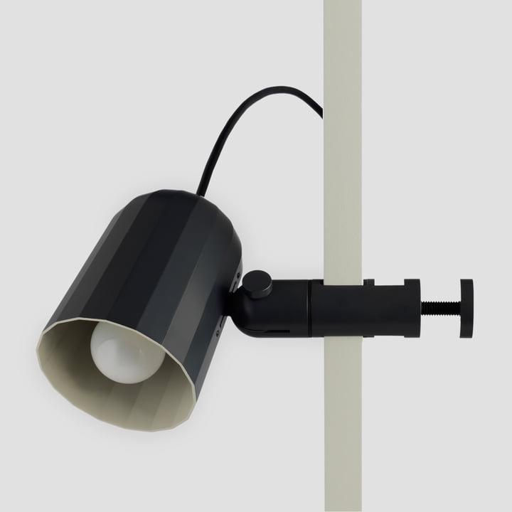 acheter le luminaire pince noc par hay maintenant. Black Bedroom Furniture Sets. Home Design Ideas