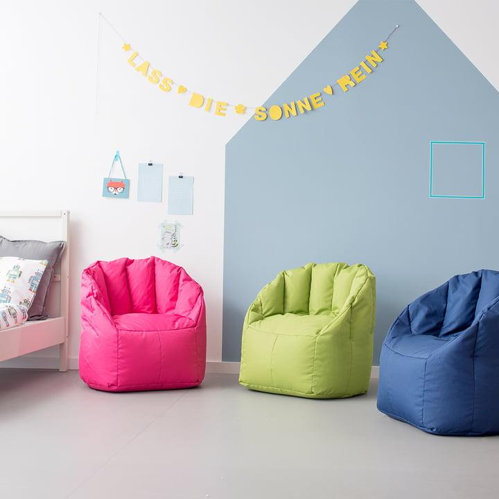 Shell Mini pour chambre d'enfant