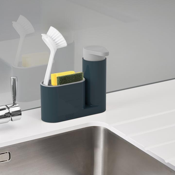 Set de nettoyage d'évier SinkBase en deuxparties