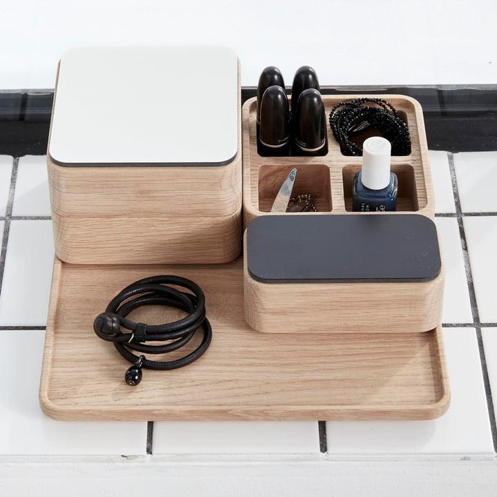 Collection Create Me d'Andersen Furniture pour des produits cosmétiques
