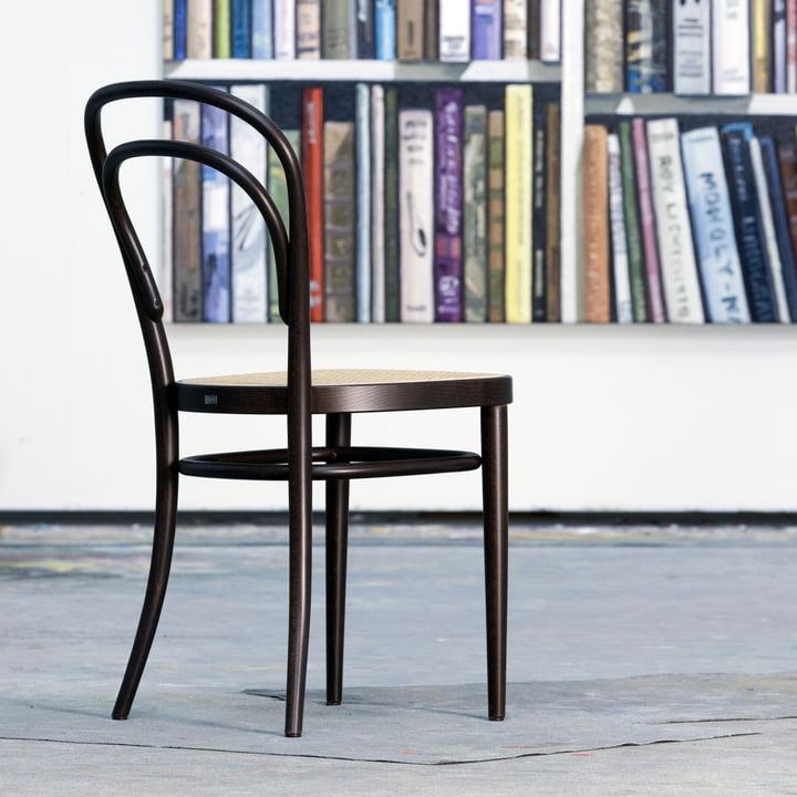 Chaise de bistrot 214 par Thonet