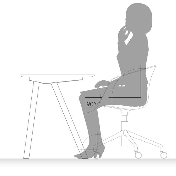 Desk Graphic 7 - s'asseoir correctement